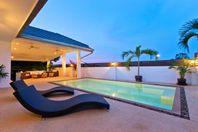 Fantastisk Poolvilla Hua Hin Thailand - med Covidgaranti
