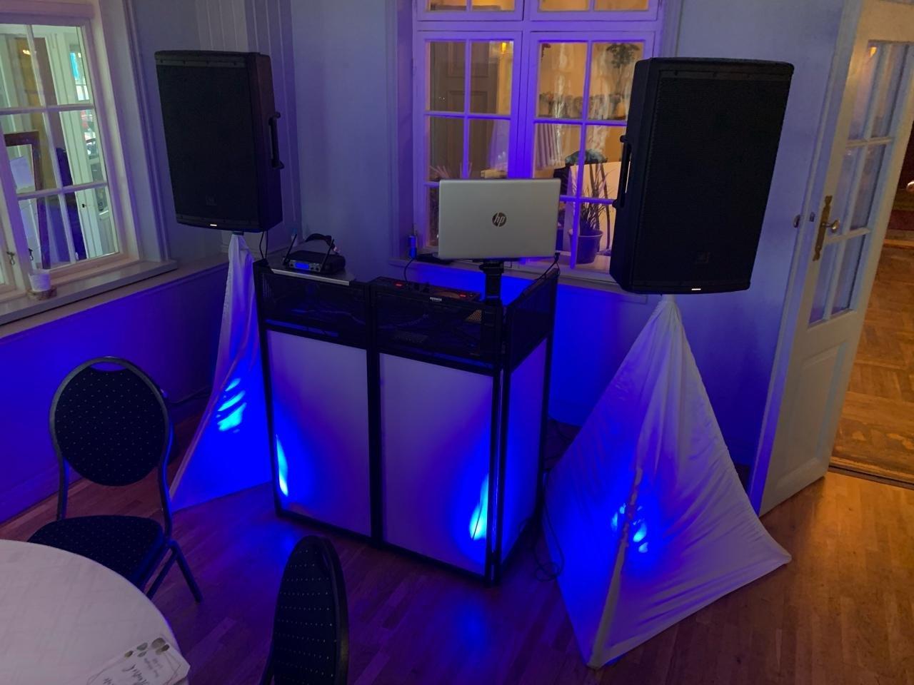 Party DJ till er tjänst