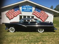 Ford Fairlane Victoria 2DHT 1956