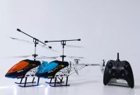 Radiostyrd 3,5-kanals Helikopter BR6608