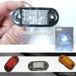 CRAZYRIDE LEDSTAR markeringsljus LED - REA