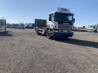 Chassier SCANIA P94