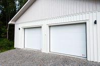 Välisolerade garageportar Krokom60