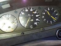 MB W123 -85 200 bensin 4 vxl 17000 mil