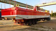 Pråm Flexi Barge MT 18 / Flexi Barge MT 15