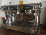 Espresso maskin rancilio classe 7