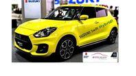 Suzuki Swift Sport 1,4T 127hk Hybrid Euro6