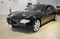 "Maserati Quattroporte 4.2 V8 400hk Sport GT 20"" Bose"