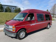 Chevrolet Express G2500 Conversion Van V8 9-sitsig