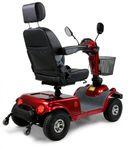 Promenadscooter 800W - Fabriksny