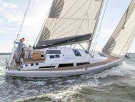 Ny segelbåt Hanse 348