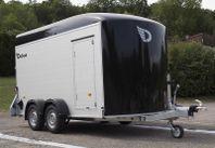Kampanj - Debon C500 XL med ramp & dörr