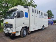 Volvo hästbil