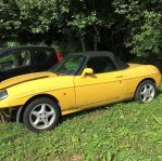 Fiat Barchetta 1.8 131hk