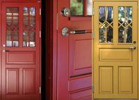 Nya Riktiga Spegel Dörrar