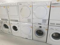 Tvätt-Tork 6 mån garanti gratis transport