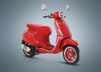 Vespa Primavera 50 RED
