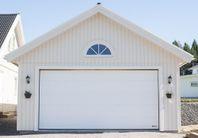 Garageport 5 meter bred, Krokom40
