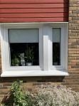 Fönster,dörrar,skjutpartii monterat och klart