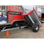 Gårdsvagn Flakvagn Ultratec Lite Atv 4-hjuling