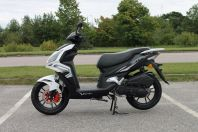 MC Vento GTR EFI 125cc Lätt MC