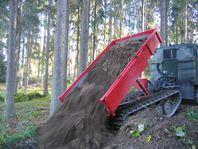 Reservdelar till Hägglunds bandvagn 206