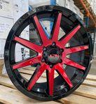 9x20 Ion 143 Red til Dodge Ram - Silverrado
