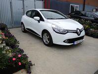 Renault Clio 1.2 Euro 6 , Lågmil, En ägare