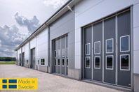 PRIDO-Sveriges mest sålda industriport, 4x4,5