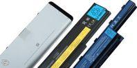 Nya batterier för bärbara datorer från 349kr