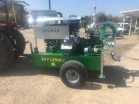 Bevattningspump/Pump byggnation från Irrimec
