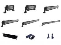 "LED Extraljusramp 6"" / 10"" / 20"" / 30"" / 50"""