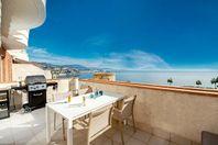 Härlig lägenhet för 8p nära stranden (Nerja)