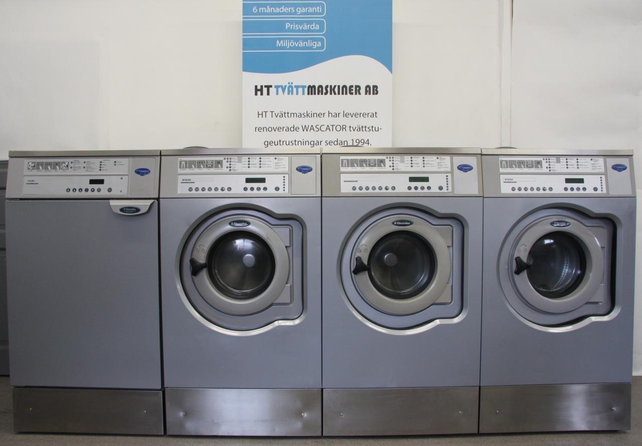 Wascator stora tvättstugepake...