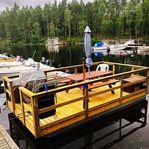 Ny Bryggbåt / Flotte - Marinbryggan AB
