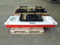 Sopborstar SweepEx 150 - 240 cm för grävare