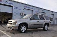 Chevrolet TrailBlazer 4.2 4WD Hydra-Matic Nybesiktigad