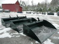 Planerskopa 2,5m-2.75m-3,0m ST BM Rätt Pris