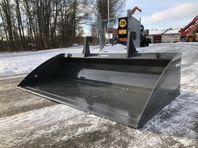 Norje Planeringsskopa Valfritt fäste 1500-2500mm bred
