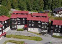 Ski in centralt Åre