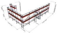 Ramställning Aluminium 148kvm 83 700:-