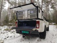 Pick-up Modul / Hundtransport / Jaktbil