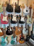 Bra pris på nya och begagnade elgitarrer