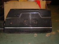 Chevelle, Cheva, Pontiac. Gmc, Rensning i hyllorna