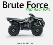 Kawasaki ATV Brute 4x4 750 EPS Endast förorer på 2022