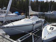 UTHYRES - Segelbåt Maxi 77