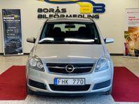 Opel Zafira 1.8 7-sits 140hk/Nyservad/Nykamrem