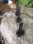 Spräckkilar för Stenspräckning / Bergspräck