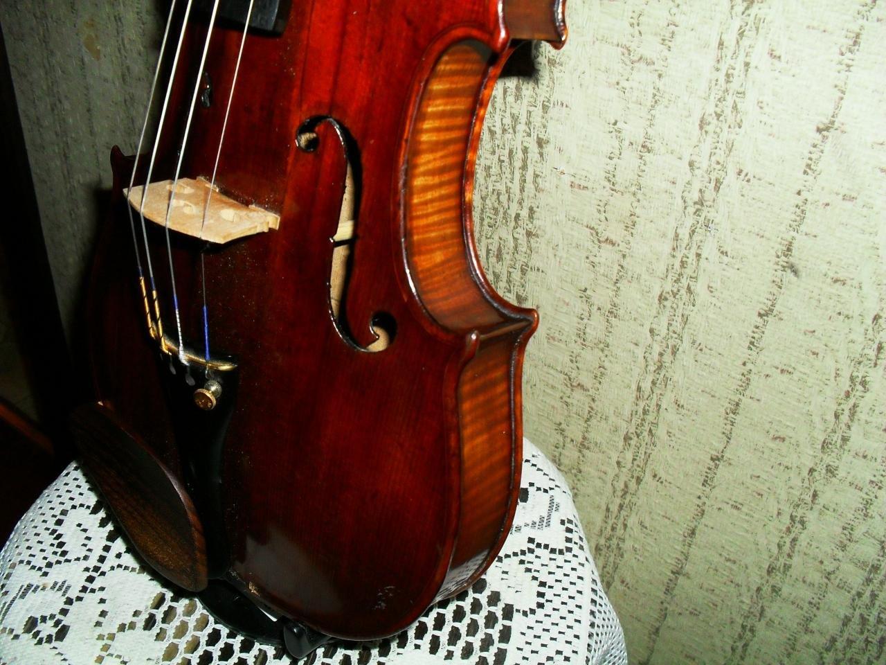 Violin/Fiol hos Hammarö Stråk...
