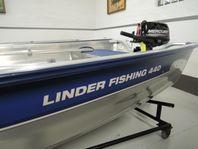 Linder 440 Fishing